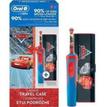Braun-Oral-B-A-P-900-gyerek-elektromos-fogkefe-D12-cars-verdak-utazotok