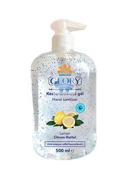 Glory kézfertőtlenítő gél 500 ml