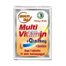 Dr. Chen Multi-Max+Q10+Szelén (40db)