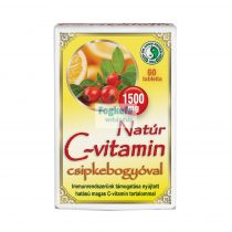 Dr. Chen C-vitamin csipkebogyóval 1500mg (60db)