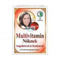 Dr. Chen Multivitamin Nőknek kapszula (60db)