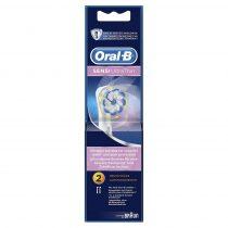 Brau Oral-B EBS 18-2 Sensi Ultra Thin pótkefék 2 db-os