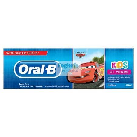 Oral-B Kids gyerekfogkrém 75 ml Verdák