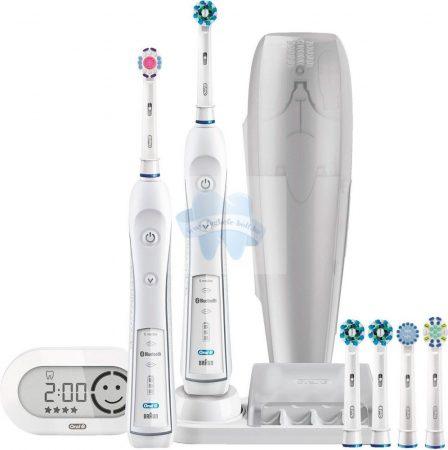 Braun Oral-B Pro 6000 D36575.5x elektromos fogkefe