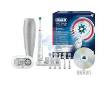 Braun Oral-B Pro 6000 D36575.5x elektromos fogkefe 7 pótkefével