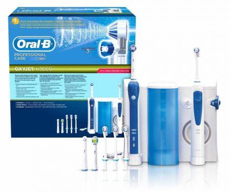 Braun Oral-B Plak Control 3D Szájápoló Center OC 20