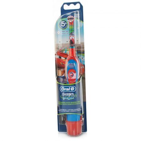 Oral-B Stages Power (DB4510K) gyermek elemes fogkefe Cars