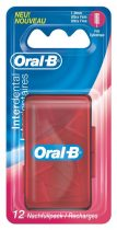 "Oral-B Interdental ""Ultra Fine"" pótkefe 1,9mm 12 db"