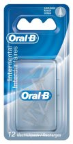 Oral-B Interdental finom kúpos pótkefe 3-6,5 mm 6 db