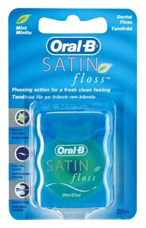 Oral-B Satinfloss fogselyem 25m