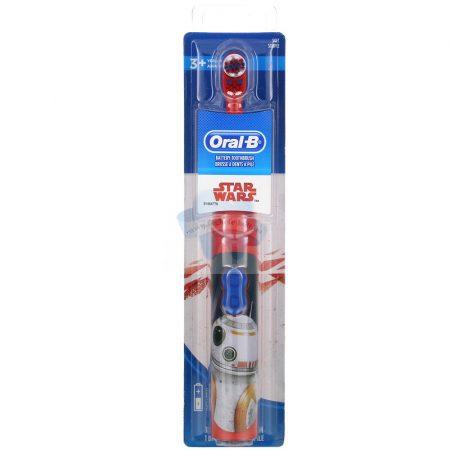 Oral-B Star Wars elemes gyerek fogkefe 3+