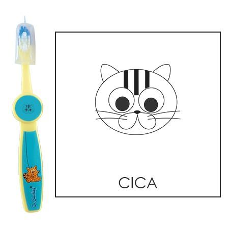 Ovis fogkefe: CICA1 - kék