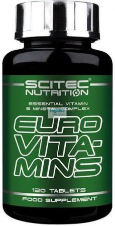 Scitec Nutrition Euro VitaMins - 120db