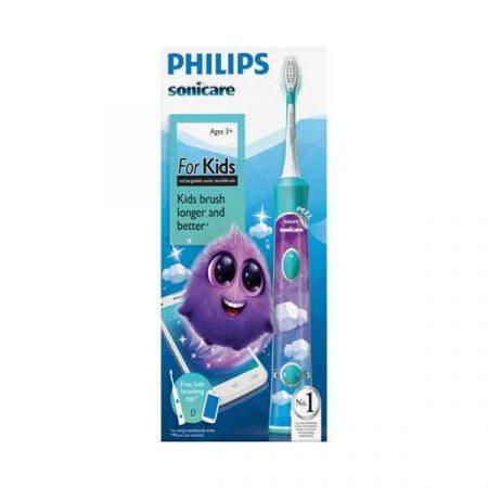 PHILIPS HX 6322 Sonicare for Kids elektromos fogkefe